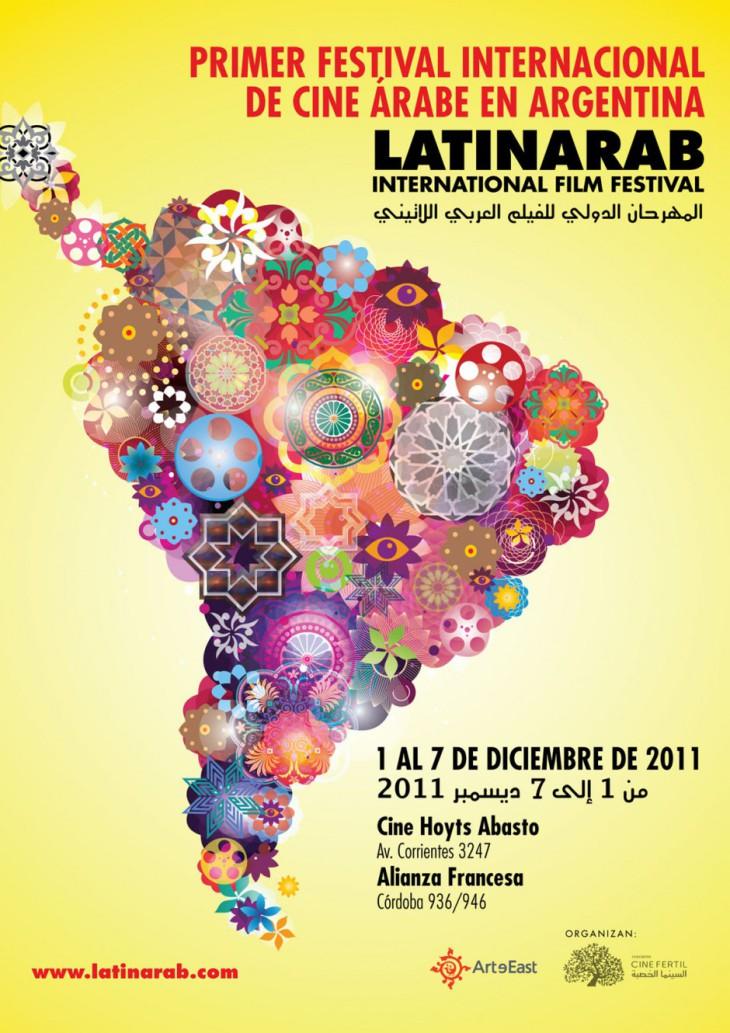 Primer Festival de Cine Arabe Latin Arab 2011