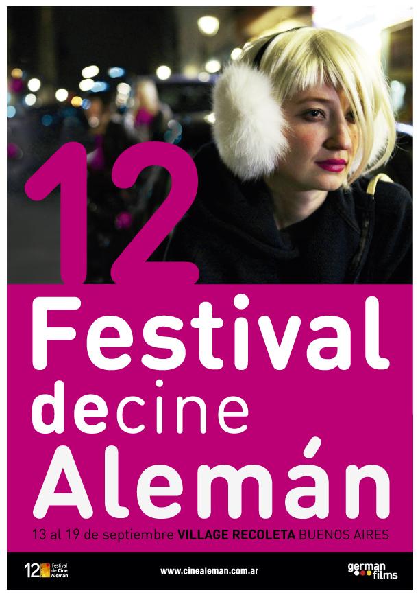12ª Edición del Festival de Cine Alemán