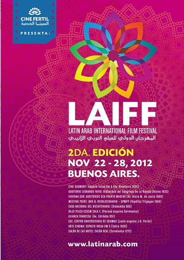 2º Edición Latin Arab International Film Fest