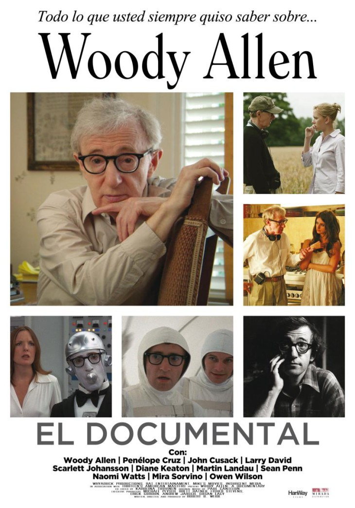 Woody Allen, el documental