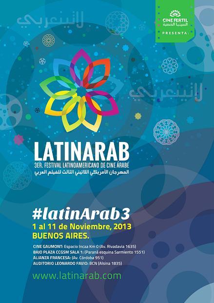 latinArab3 – 3ER FESTIVAL LATINOAMERICANO DE CINE ÁRABE