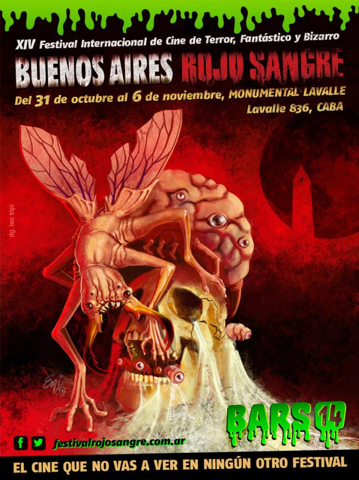 14º Festival Buenos Aires Rojo Sangre