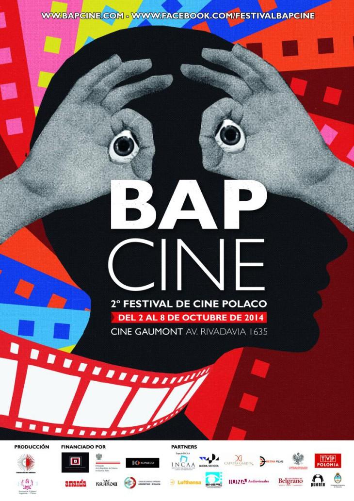 2º Festival de Cine Polaco en Buenos Aires – BAP CINE 2014