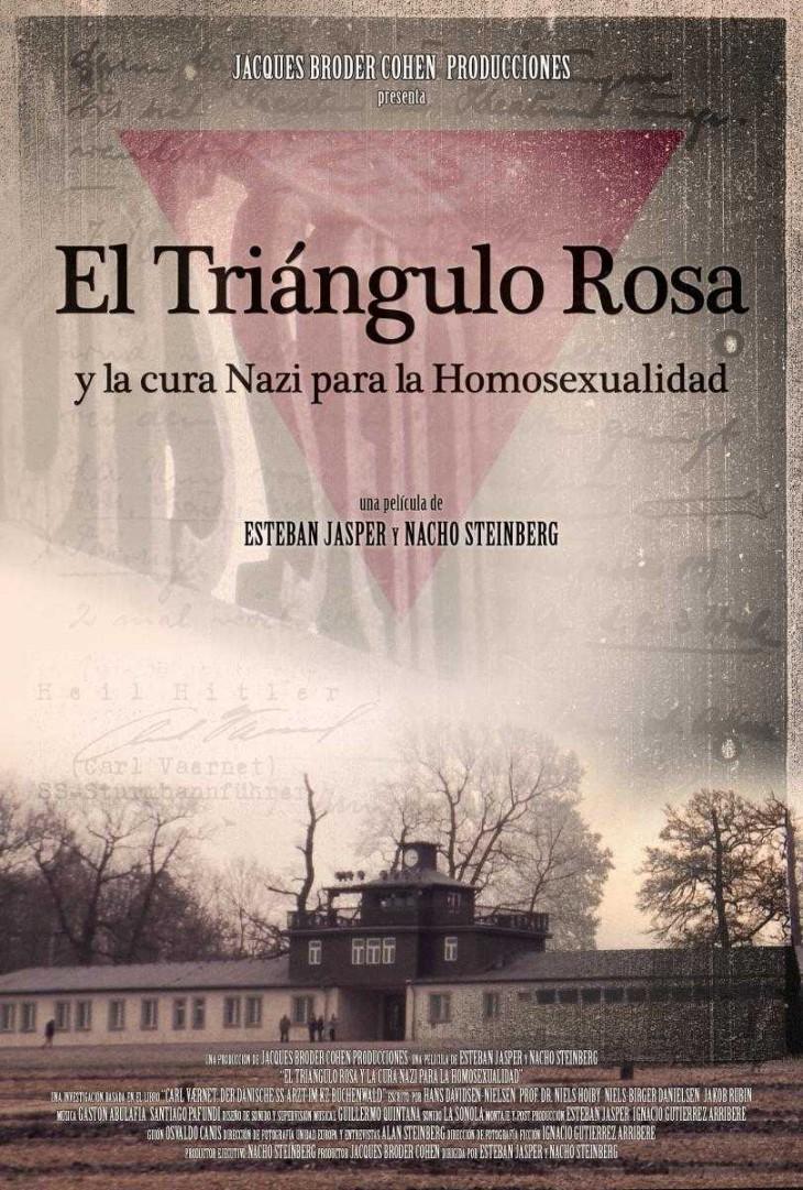 El Triángulo Rosa y la cura nazi Para La Homosexualidad