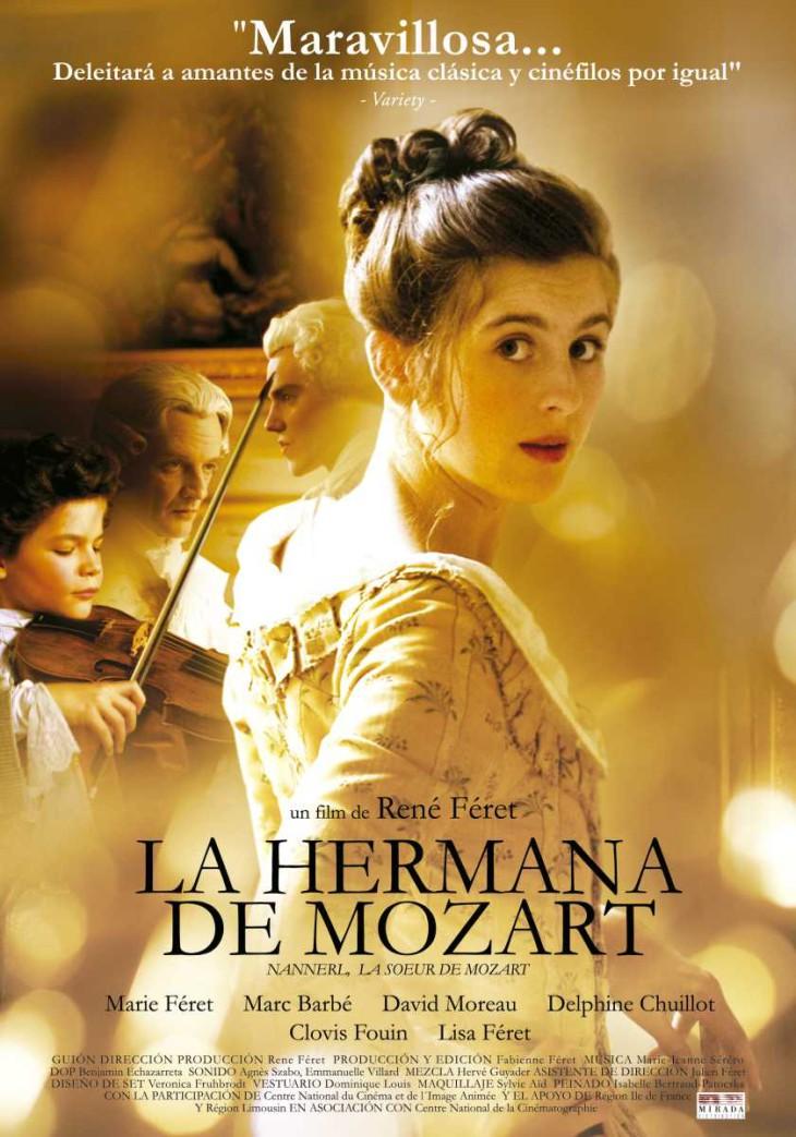 La hermana de Mozart