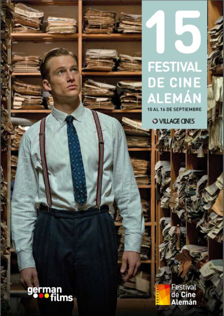 15 Festival de Cine Aleman