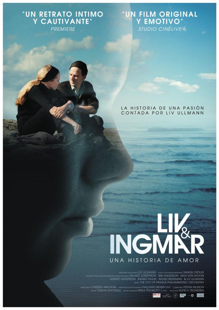Liv & Ingmar, una historia de amor