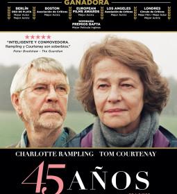 45AÑOS Poster