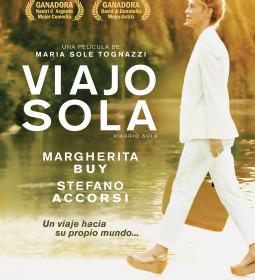 Poster Viajo Sola