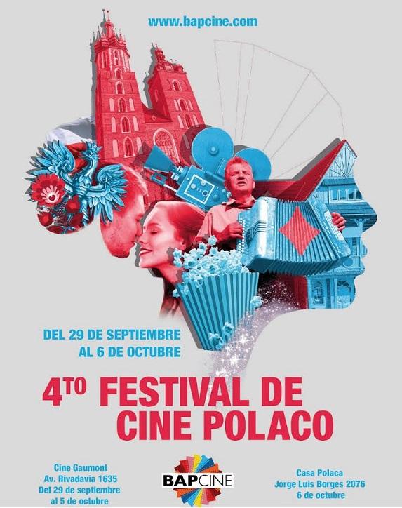 4° Festival de Cine Polaco en Buenos Aires BAP CINE 2016