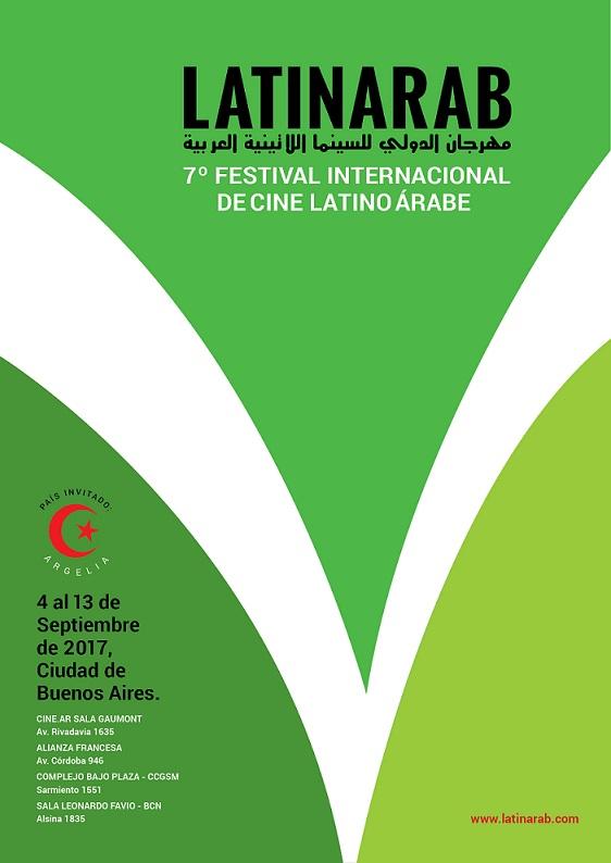 7° Festival Internacional de Cine Latino Arabe, Latinarab