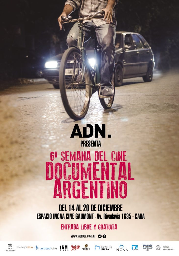 6° Semana del cine documental argentino