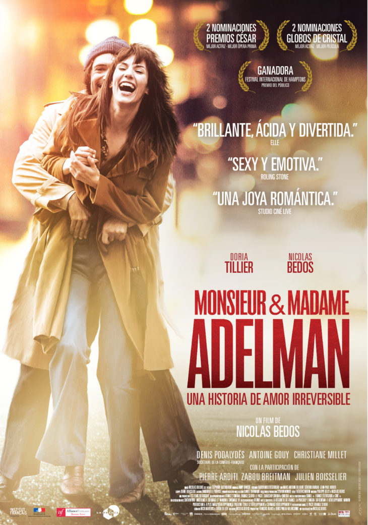 Monsieur & Madam Adelman