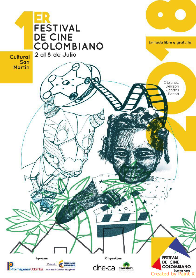 1er. Festival de Cine Colombiano