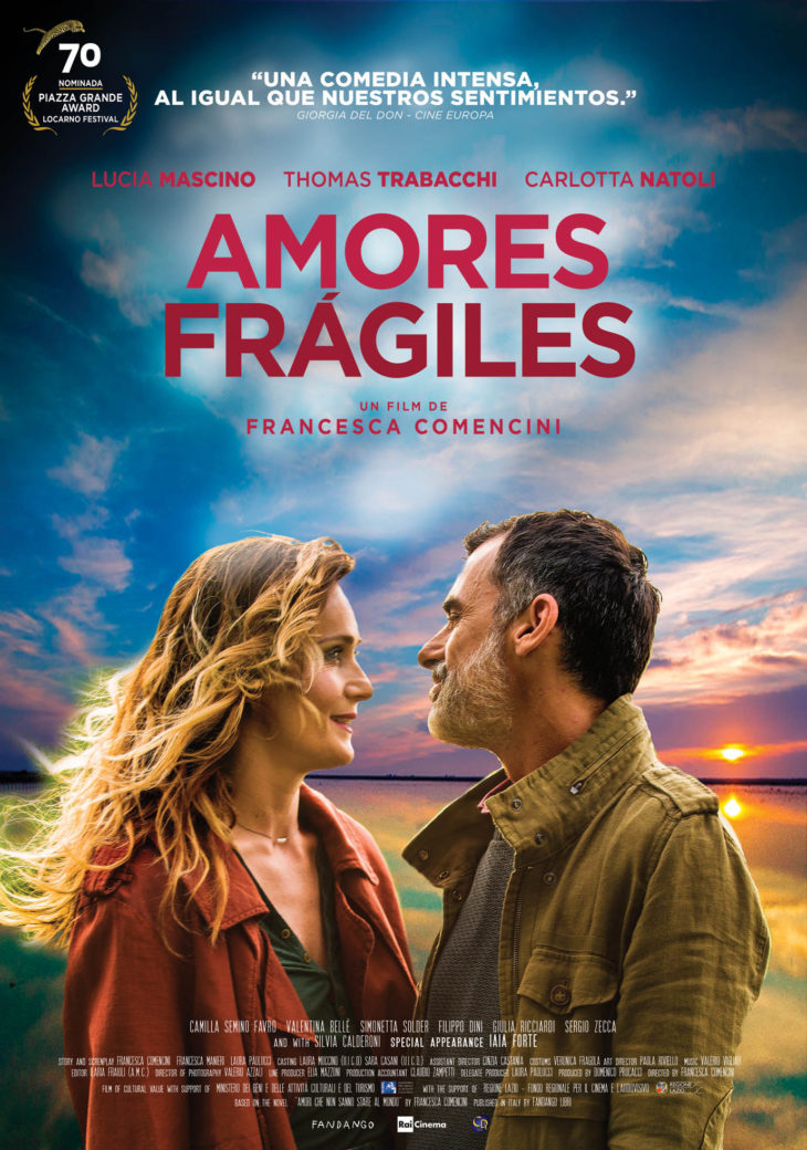 Amores Frágiles