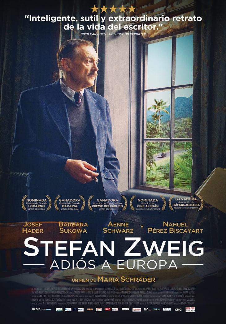 Stefan Zweig: Adios a Europa
