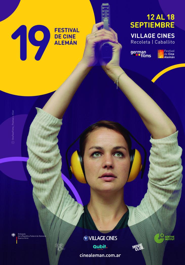 19º FESTIVAL DE CINE ALEMÁN
