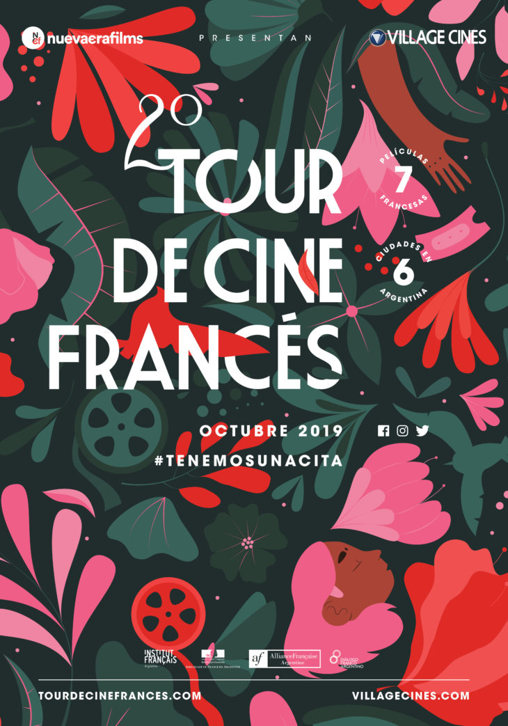 2° Tour de Cine Francés