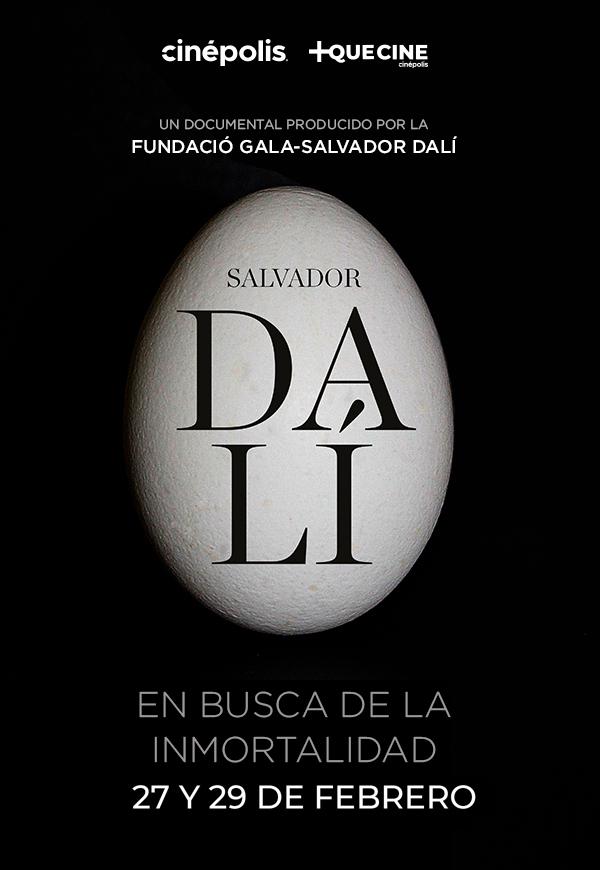 Salvador Dalí, en busca de la inmortalidad