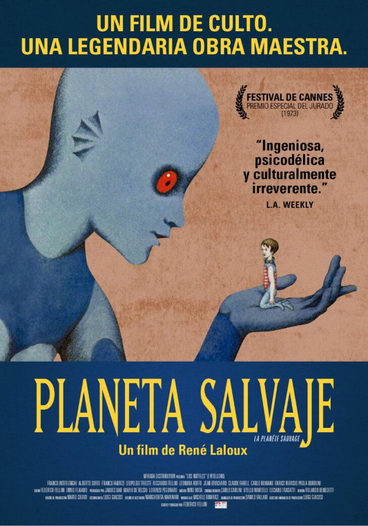 Planeta Salvaje